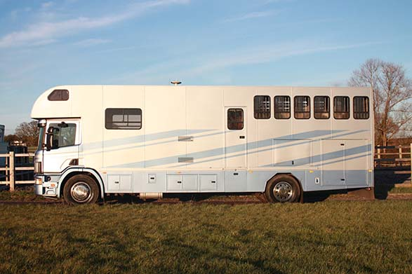 Horsebox Manufacturers